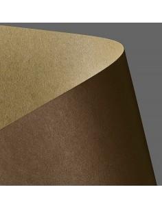 Dekoratyvinis popierius Galeria Papieru Standard Craft Brown A4 275 gsm rudas - 1