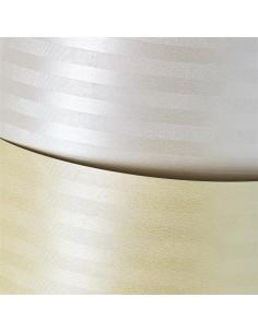 Dekoratyvinis popierius Galeria Papieru Premium Bali Pearl White A4 220 gsm perlo baltumas - 1