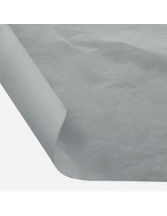 Šilkinis popierius BESTTOTAL Nr. 54 50 x 70 cm 22-23 gr grey bright/šviesiai pilka 30 lapų - 1