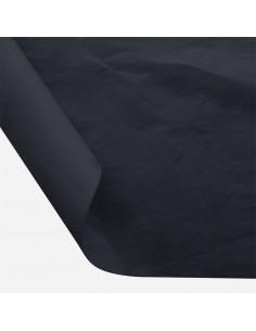 Šilkinis popierius BESTTOTAL Nr. 53 50 x 70 cm 22-23 gr black/juoda 30 lapų - 1