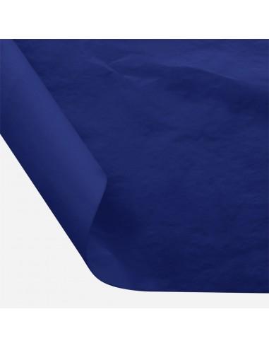 Šilkinis popierius BESTTOTAL Nr. 51 50 x 70 cm 22-23 gr navy blue/tamsiai mėlyna 30 lapų - 1