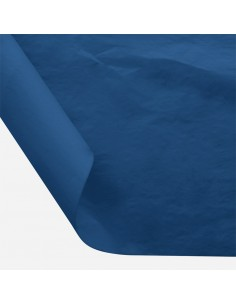 Šilkinis popierius BESTTOTAL Nr. 50 50 x 70 cm 22-23 gr deep blue/tamsiai mėlyna 30 lapų - 1