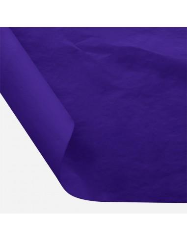 Šilkinis popierius BESTTOTAL Nr. 48 50 x 70 cm 22-23 gr tcornflower blue/rugegėlių 30 lapų - 1
