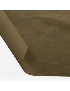 Šilkinis popierius BESTTOTAL Nr. 33 50 x 70 cm 22-23 gr natural brown/žanatūrali ruda 30 lapų - 1