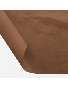Šilkinis popierius BESTTOTAL Nr. 32 50 x 70 cm 22-23 gr beige brown/smėlio ruda 30 lapų - 1