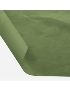 Šilkinis popierius BESTTOTAL Nr. 30 50 x 70 cm 22-23 gr green olive/žalių alyvuogių 30 lapų - 1