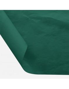 Šilkinis popierius BESTTOTAL Nr. 28 50 x 70 cm 22-23 gr deep green/tamsiai žalia 30 lapų - 1