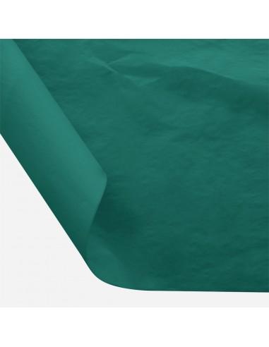 Šilkinis popierius BESTTOTAL Nr. 27 50 x 70 cm 22-23 gr sea green/jūros žalumo 30 lapų - 1