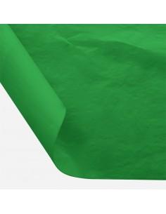 Šilkinis popierius BESTTOTAL Nr. 24 50 x 70 cm 22-23 gr garish green/ryškiai žalia 30 lapų - 1