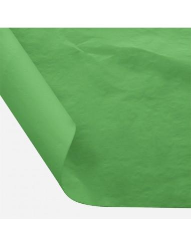 Šilkinis popierius BESTTOTAL Nr. 23 50 x 70 cm 22-23 gr apple green/obuolinė 30 lapų - 1
