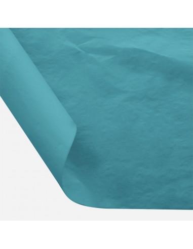 Šilkinis popierius BESTTOTAL Nr. 08 50 x 70 cm 22-23 gr blue bright/šviesiai mėlyna 30 lapų - 1