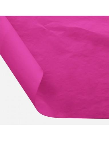 Šilkinis popierius BESTTOTAL Nr. 07 50 x 70 cm 22-23 gr raspberry/aviečių 30 lapų - 1