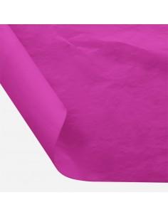 Šilkinis popierius BESTTOTAL Nr. 05 50 x 70 cm 22-23 gr fuchsia/fuksijų 30 lapų - 1