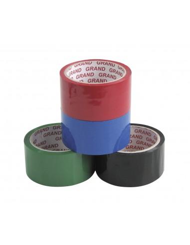 Lipni juosta GRAND pakavimo spalvota 48 mm x 50 m žalia - 1