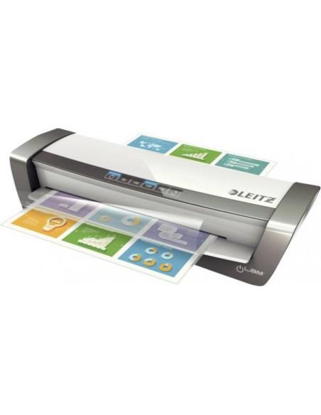 Laminatorius LEITZ iLam Office Pro A3 iki 175 mic. sidabro spalvos - 1