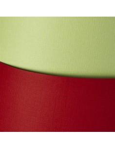 Dekoratyvinis popierius Galeria Papieru Standard Holland Red A4 220 gsm raudonas - 1