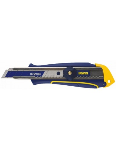 Kanceliarinis peilis IRWIN Professional 18 mm sustiprintas metalu - 1