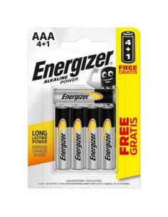 Šarminė baterija ENERGIZER Power E92 AAA 4 + 1 vnt. - 1