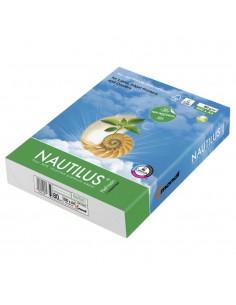 Biuro popierius Nautilus SuperWhite A4 80 g/m2 100% perdirbtas 500 lapų  - 1