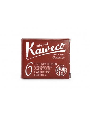 Kapsulės KAWECO raudonos 6 vnt. - 1