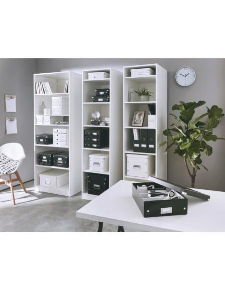 Dokumentų spintelė LEITZ Click & Storage 3 stalčiai 286 x 282 x 358 mm juoda - 2